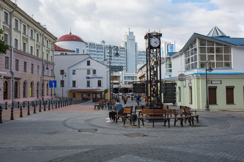 Реконструкция, реставрация застройки исторического центра г.Минска